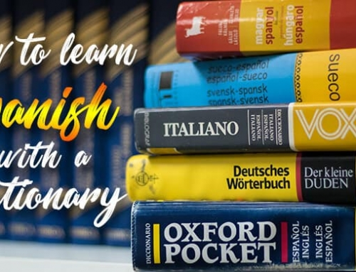 How to Learn Spanish with a Dictionary