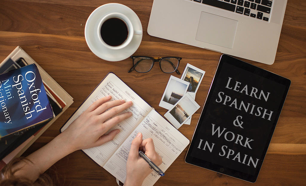 Learn Spanish and Work