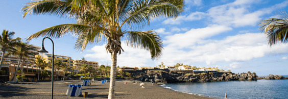 Beaches Tenerife