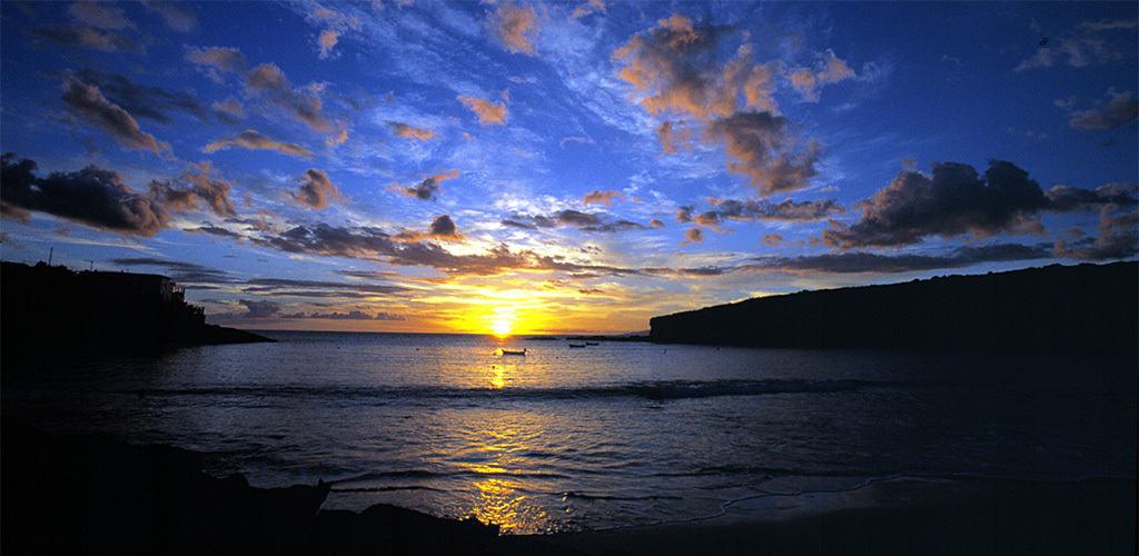 Sunset Tenerife Spain