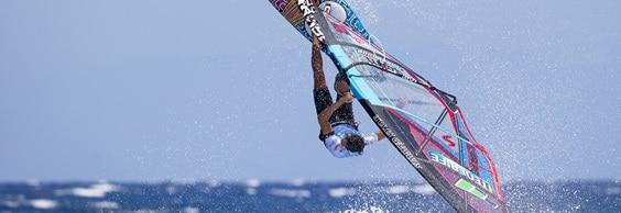 Windsurfer Tenerife