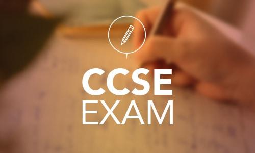 CCSE Exam