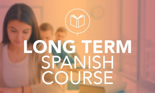 Long Term Spanish Course