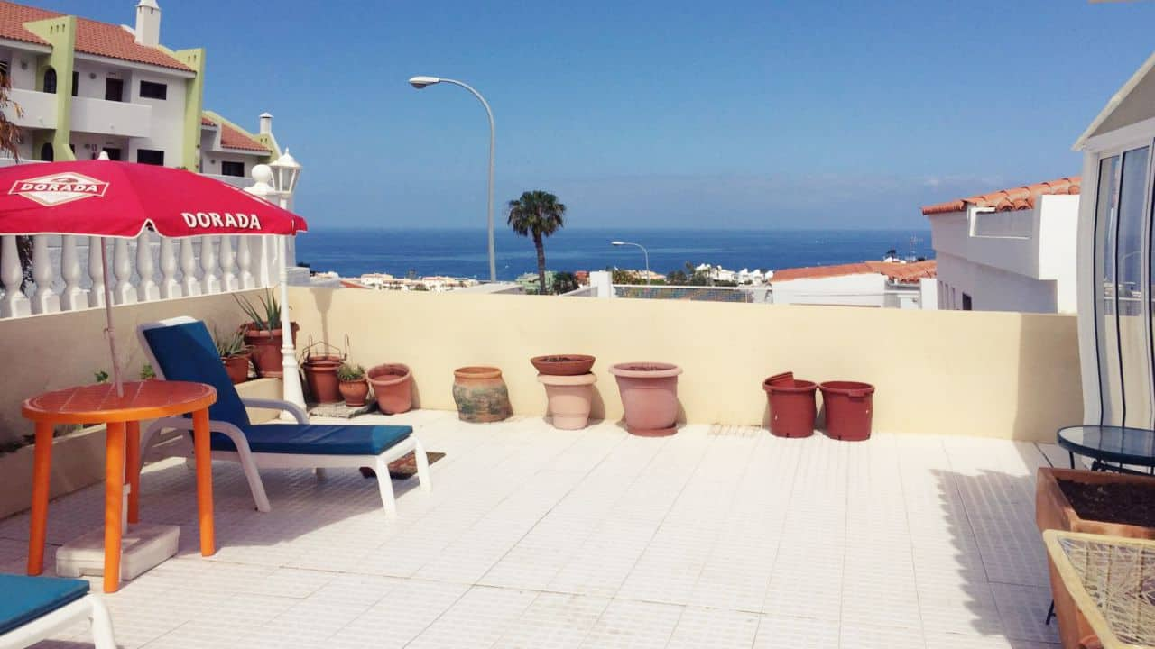 accommodation guest house terrace