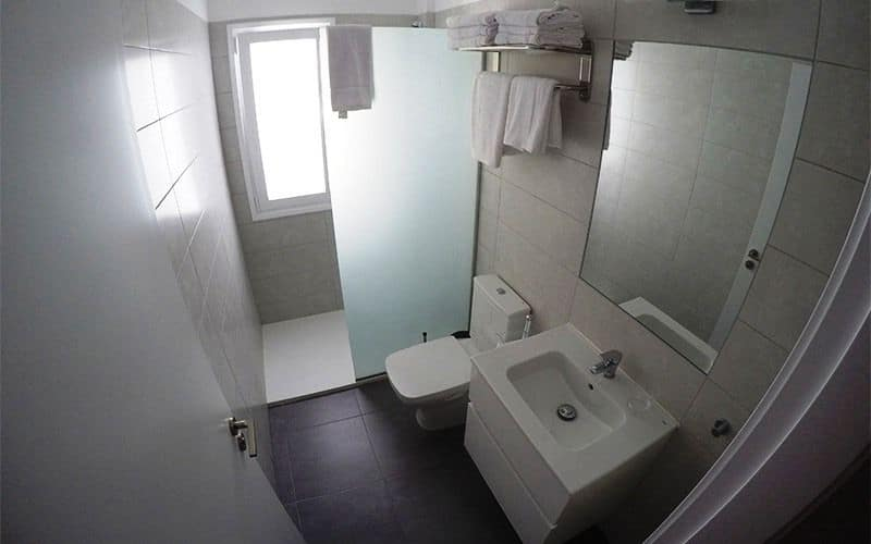 Private Apartment Bathroom