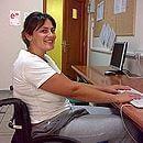 Spanish Student Federica