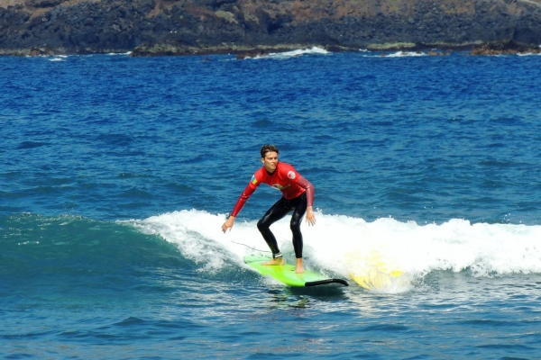 Trial surf lesson