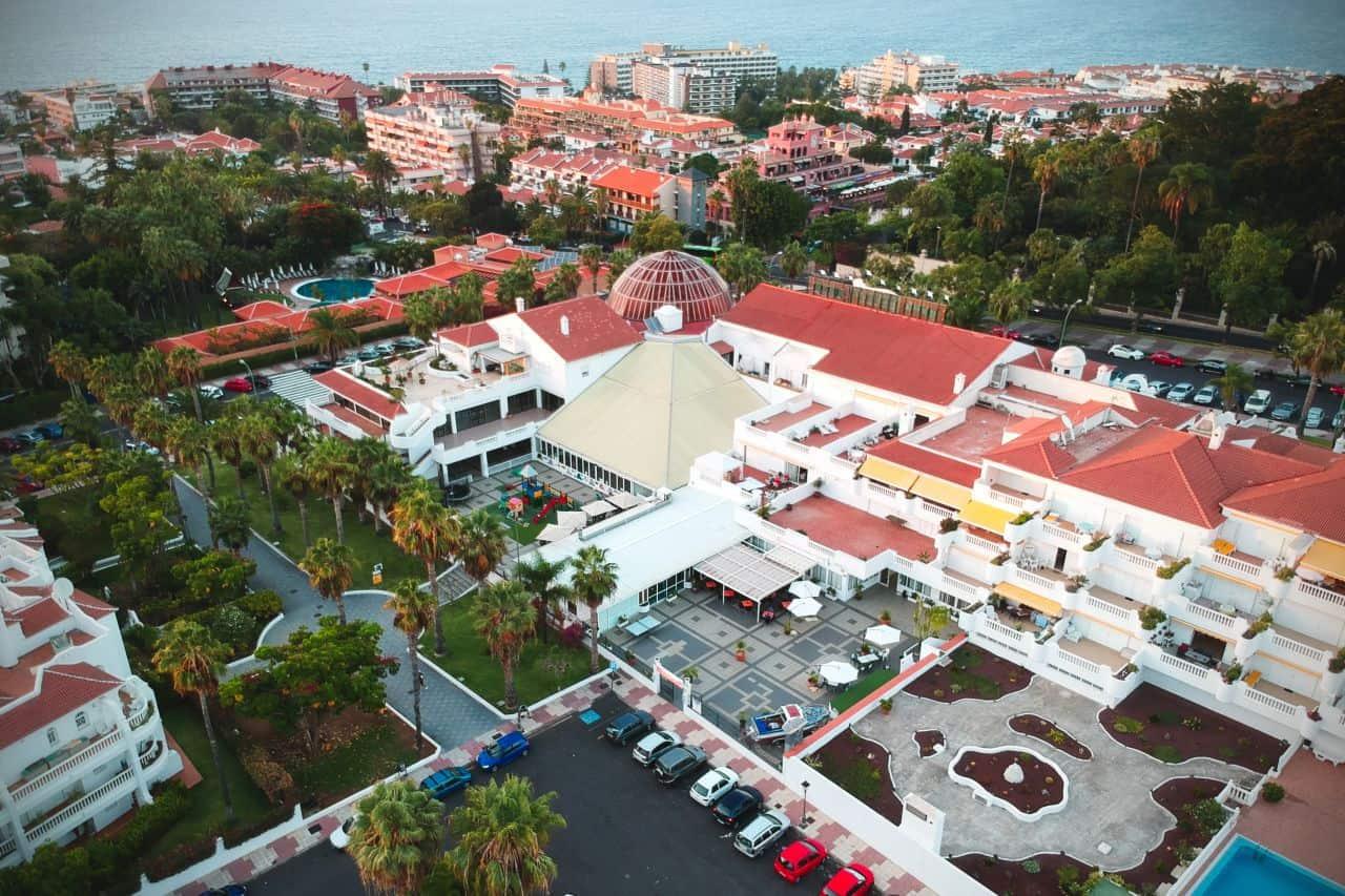 our Spanish school in Puerto de la Cruz
