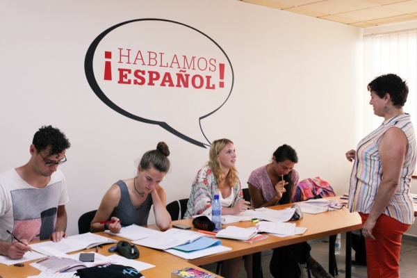 Our Spanish School in Puerto de la Cruz, Tenerife - FUIA