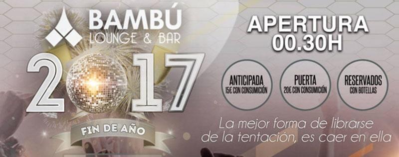 Fiesta Find Año 2017 Bambú Lounge