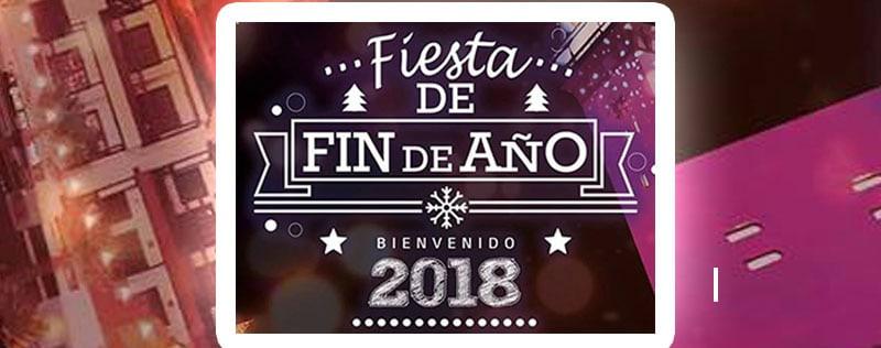 Fiestas Fin de Año at Plaza de la Patrona
