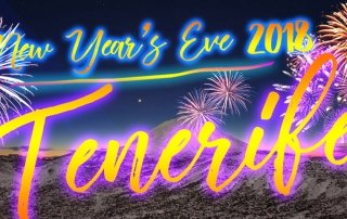 Celebrate the New Year's Eve in Tenerife