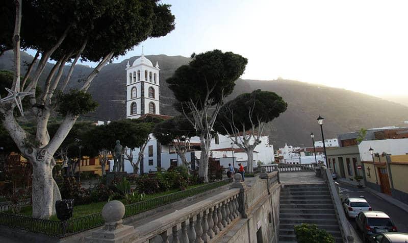 Garachico - Orte auf Teneriffa