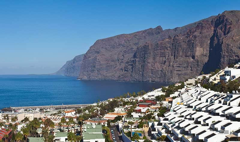 Los Gigantes - unique attraction in Tenerife