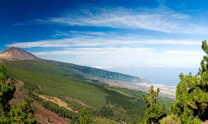 Tenerife's top attraction - El Teide