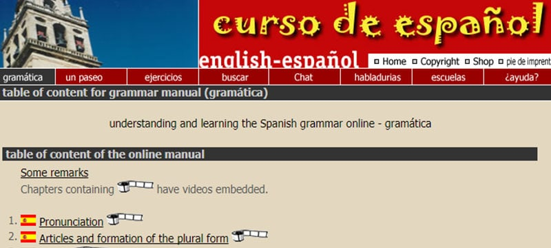 learn-with-curso-de-espanol