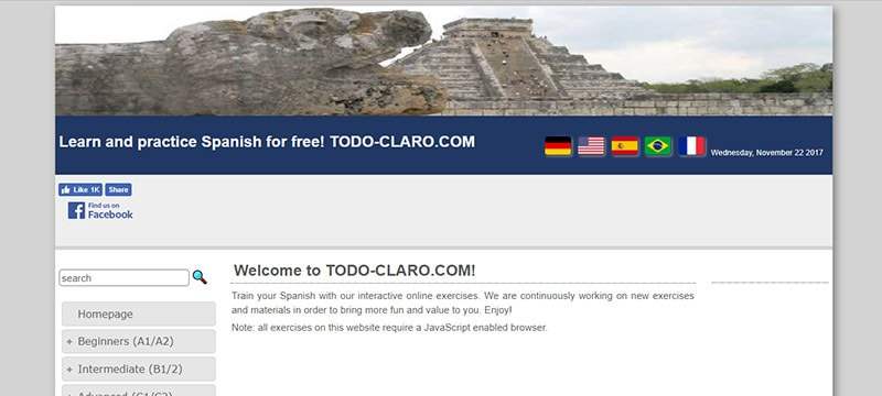 Learn with Todo Claro