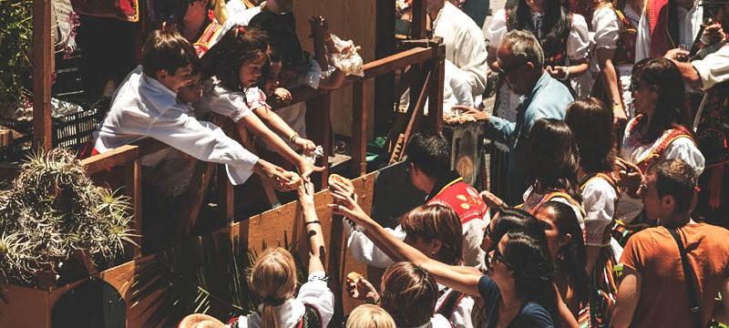 Romeria La Orotava / Photo: webtenerife.com