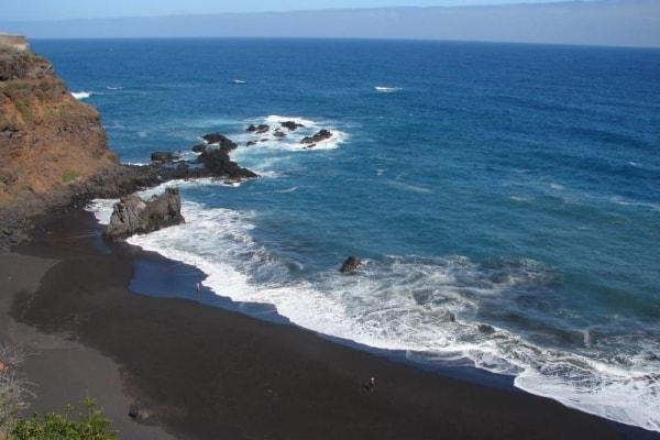 Playa EL Bollullo Tenerife