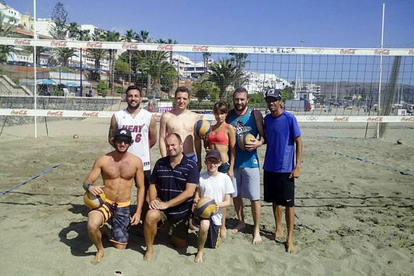 temps libre Beach Volley