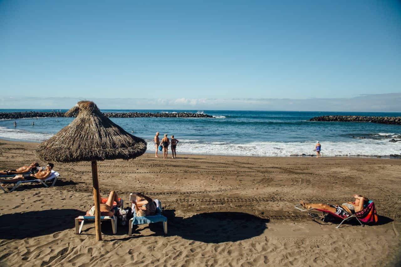 Beach Playa del Bobo