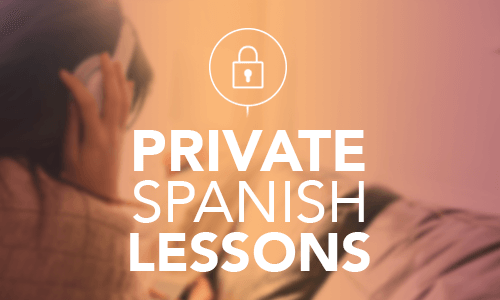 Private Spanish Lessons