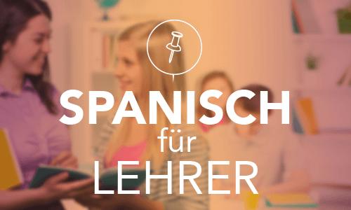Spanisch für Lehrer