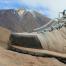 Wanderschuhe vorm Teide
