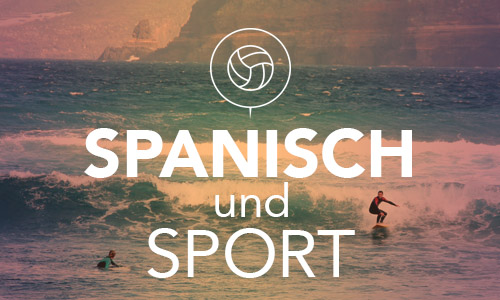 Spanish and Sports