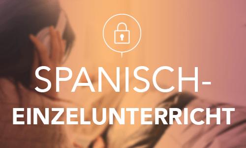 Spanisch-Einzelunterricht