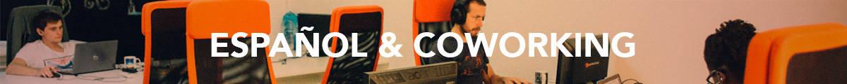 Español y coworking