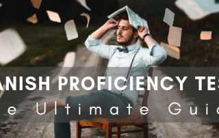 Spanish Proficiency Tests - The Ultimate Guide - Cover Picture
