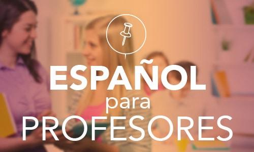 español para profesores