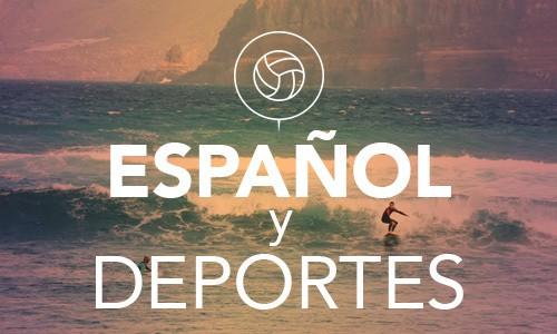 Español y deportes