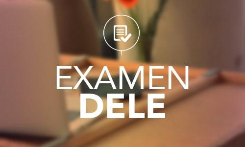 Examen DELE