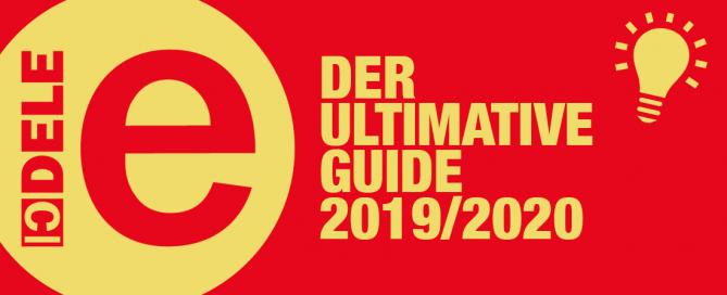 DELE Ultimativer Guide 2019/2020