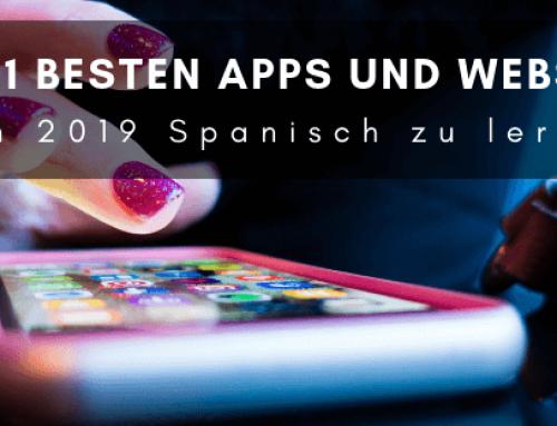 Die 11 besten Apps und Websites um 2019 Spanisch zu lernen