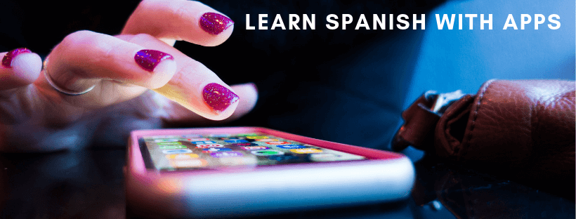 Learn Spanish with Apps