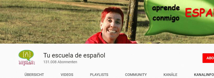 Tu escuela de Espñnol