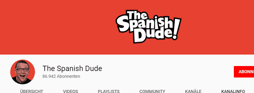 The Spanish Dude