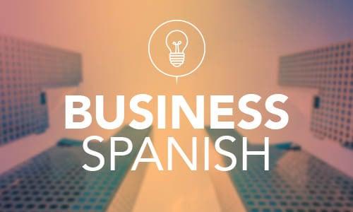 Business Spanish