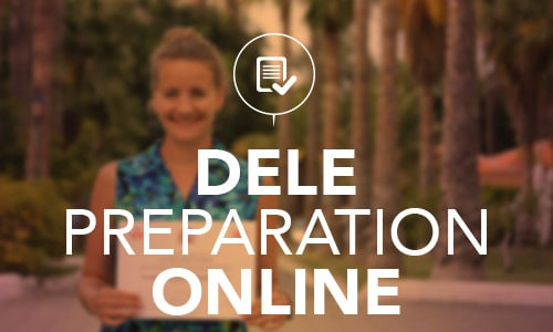 DELE exam preparation online classes