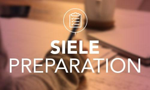 SIELE Preparation