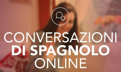 Conversazioni di spagnolo online