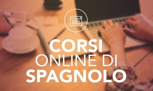 Corsi online di spagnolo