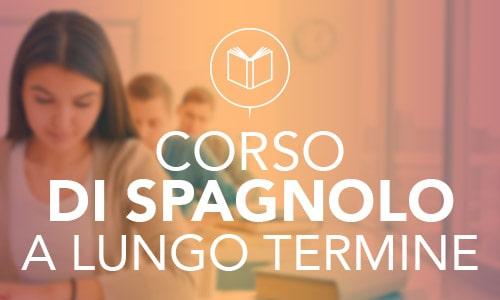Corso di spagnolo a lungo termine