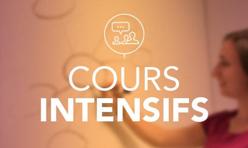 Cours intensifs