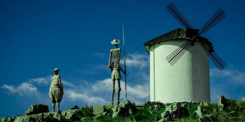 Don Quixote Cervantes