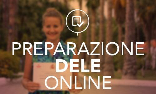 Preparazione DELE online