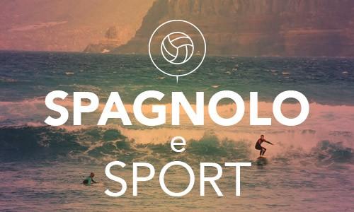 Spagnolo e sport